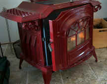 Light wood stove tips