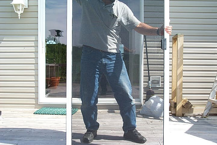 Sliding Screen Door Replacement my sliding screen door repair tips
